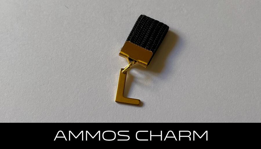 AMMOS CHARM - LETTERA L