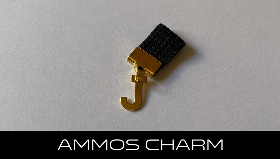 AMMOS CHARM - LETTERA J
