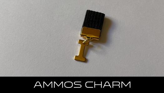 AMMOS CHARM - LETTERA I