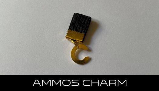 AMMOS CHARM - LETTERA C
