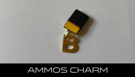 AMMOS CHARM - LETTERA B