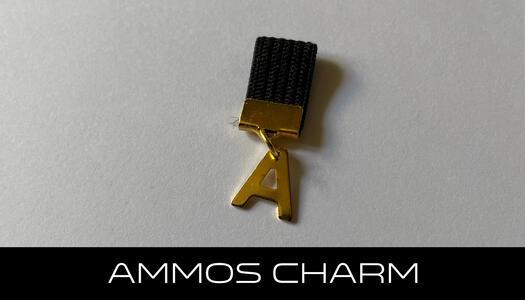 AMMOS CHARM - LETTERA A