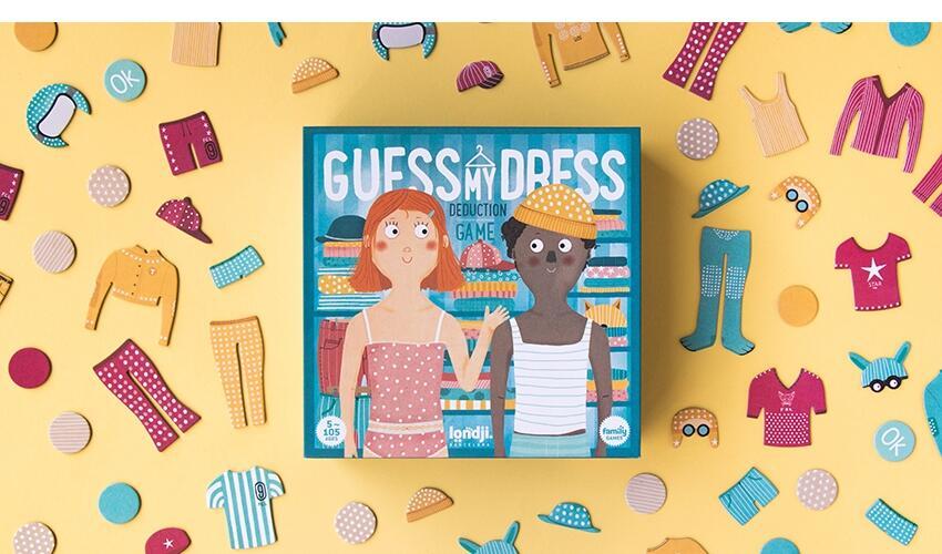 Guess My Dress