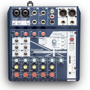 Soundcraft - Notepad-8FX