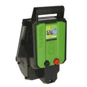 Elettrificatore Solare per recinto elettrico TITAN SOLAR S1400 1,4J completo batteria AGM 12 Ah