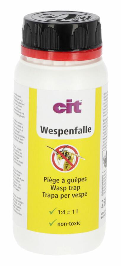 Attrattivo per vespe e calabroni per trappole VespaNO e Traptap 250ml