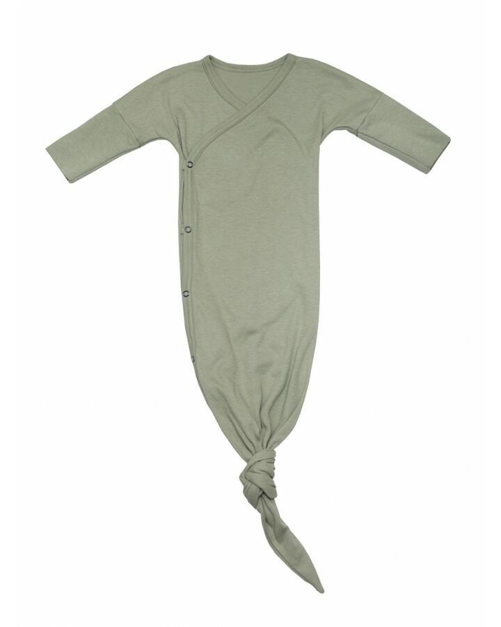 Body Kimodo con nodo in Cotone Gots - Taglia Unica