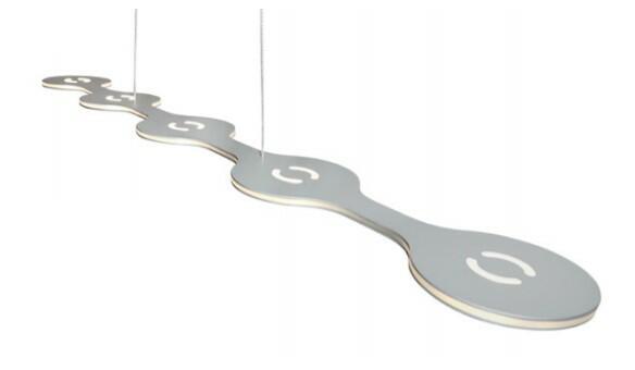 Lampada a Sospensione FLAT 04 al LED di Lumen Center Italia, Varie Finiture - Offerta di Mondo Luce 24