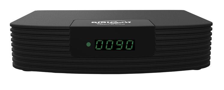 DIGIQUEST DECODER  990 FULL HD DVB-T2 REC & PLAY PVR + 12V
