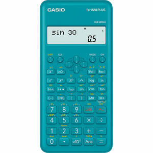 CALCOLATRICE SCIENTIFICA FX 220 PLUS 2EDIZIONE CASIO