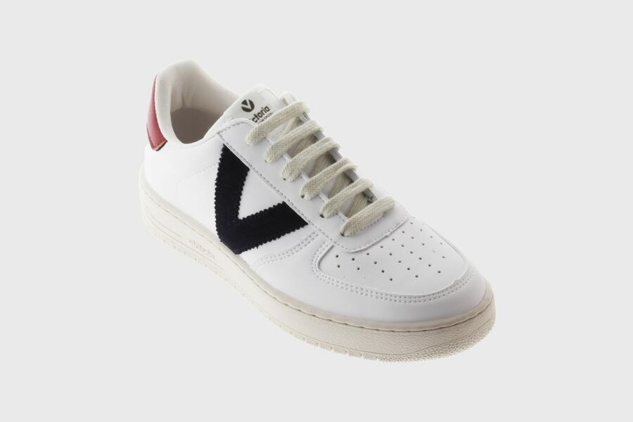 Victoria - Sneaker 129101 - Bianco V Marino