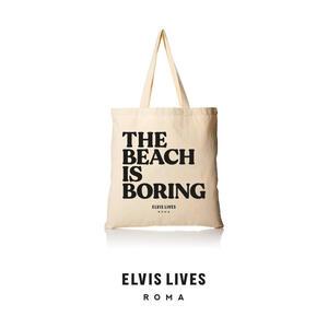 Elvis Lives Shopper Beach