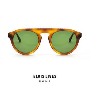 Elvis Lives Sunglasses - Dritto Cola