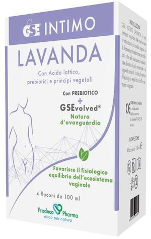 GSE Intimo Lavanda - 4 Lavande monouso