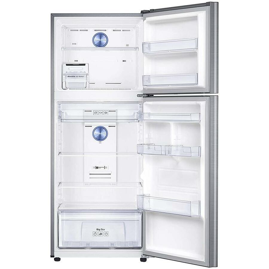 SAMSUNG Frigorifero Doppia Porta RT38K5530S8 No Frost Classe Energetica F Colore Premium Silver