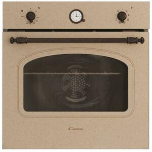 CANDY Forno Elettrico da Incasso FCC604NAV Capacità 65 L Multifunzione Ventilato Colore Avene