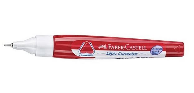 CORRETTORE A PENNA FABER CASTELL  8 ML.