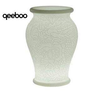 Secchiello Luminoso per Champagne e Fioriera MING al LED Ricaricabile di Qeeboo - Offerta di Mondo Luce 24