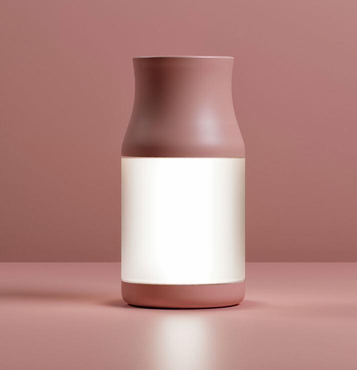 Lampada Ricaricabile da Tavolo TURNY di Fabbian in ABS e PMMA, Varie Finiture - Offerta di Mondo Luce 24