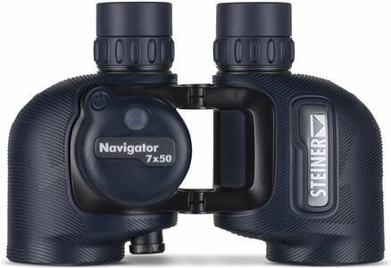 Binocolo Impermeabile NAVIGATOR PRO 7x50C con Bussola Nuovo Modello di Steiner - Offerta di Mondo Nautica  24