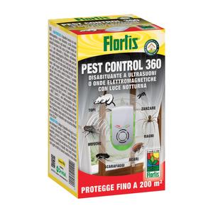 Pest Control 360 - disabituante ultrasuoni