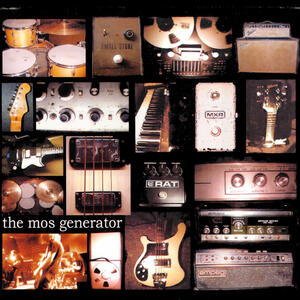 MOS GENERATOR - MOS GENERATOR - LP COLORED LTD (Argonauta Records)