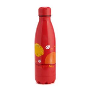 Neavita - Twice Bottiglia thermos rossa