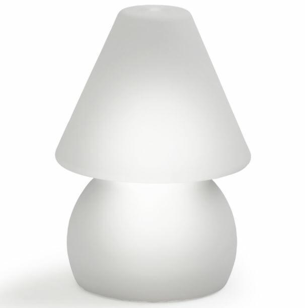 Lampada Ricaricabile e Portatile MY LIGHT al LED in Polietilene di Lyxo Design - Offerta di Mondo Luce 24