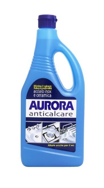 Aurora - Anticalcare, Pulisce in Profondità Acciaio Inox e Ceramica , 780 ml