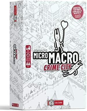 MicroMacro Crime City