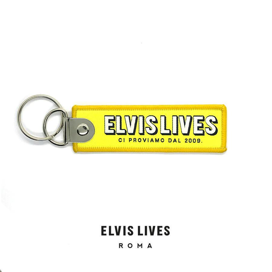 Elvis Lives Packable - Black
