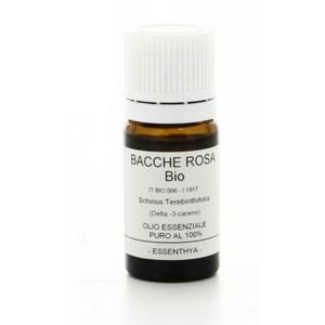 Essenthya - Bacche rosa (Pepe rosa) olio essenziale bio