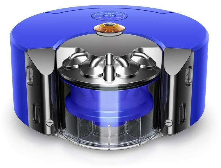 DYSON ROBOT ASPIRAPOLVERE 360 HEURIST 0,33L SENZA SACCHETTO BLU/NICH