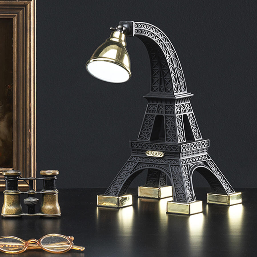 Nuova Lampada da Tavolo Paris XS di Qeeboo in Poliresina - Offerta di Mondo Luce 24
