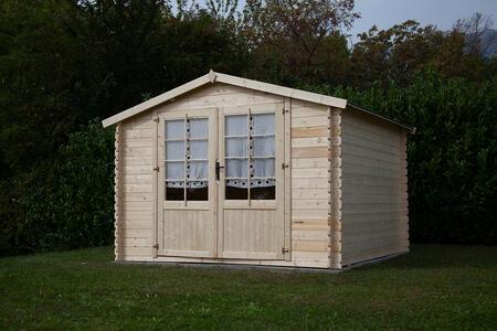 Casetta da Giardino In Legno Kelly LOSA