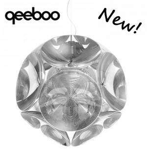 Lampada PITAGORA CEILING LAMP di Qeeboo in Policarbonato - Offerta di Mondo Luce 24