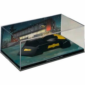 Batmobile 591 - Veicoli di Batman da collezione in metallo - DC Comics