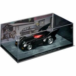 Batmobile 156 - Veicoli di Batman da collezione in metallo - DC Comics