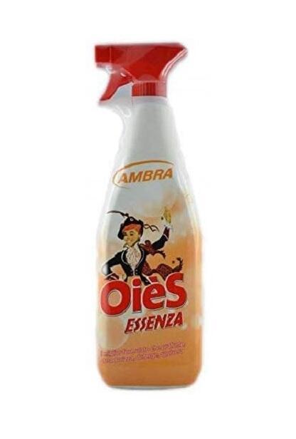 Oies Ole Essenza Ambra Oiè Essenza Detergente Sgrassatore - Profumazione Ambra 750 ml
