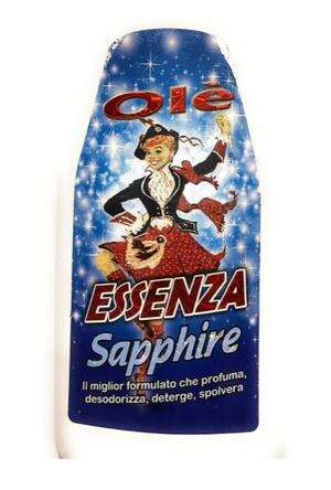 """Ole' Oies Essenza Detergente Luxury Essenza Sapphire 750 ml """"Linea Luxury"""""""