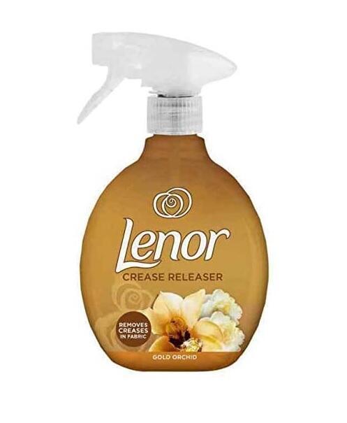 Lenor PROFUMATORE Spray per Vestiti 500 ML FRAGANZA Oro E Vaniglia