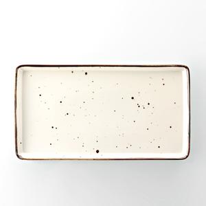 Weissestal - Vassoio Gourmet 38x21cm Cottage Ivory