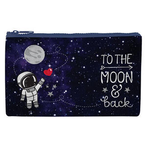 """POCHETTE FUNKY COLLECTION """"TO THE MOON & BACK"""" LEGAMI"""
