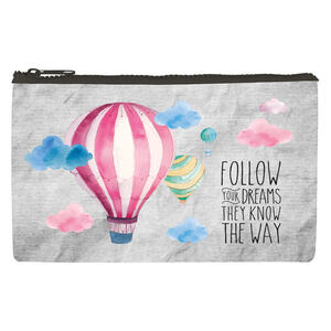 """POCHETTE FUNKY COLLECTION """"FOLLOW YOUR DREAMS THEY KNOW THE WAY"""" LEGAMI"""