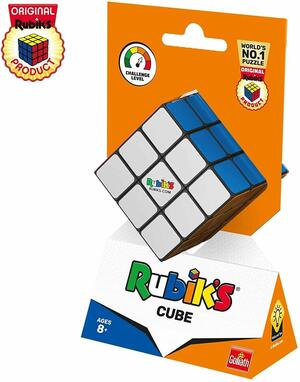 Cubo di Rubik 3X3 - Goliath 72101- 8+ anni