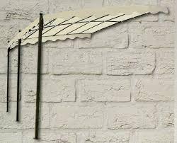 Pergola Gazebo In Metallo mod. MINORCA per Fissaggio a Muro Misure: 300X400 Cm art 93925