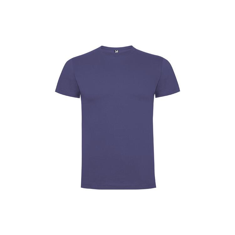 T-shirt blu denim colore 86 mezza manica