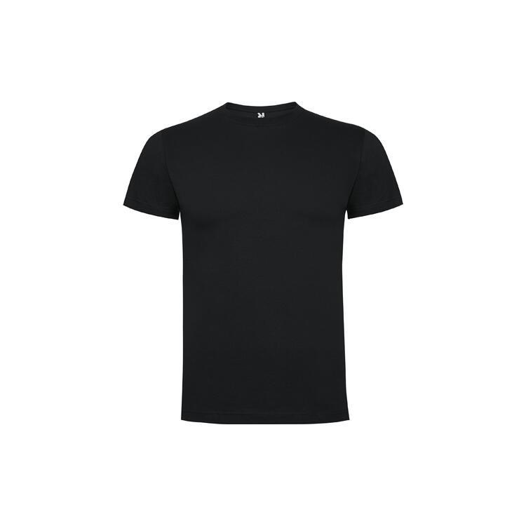 T-shirt piombo scuro colore 46 mezza manica