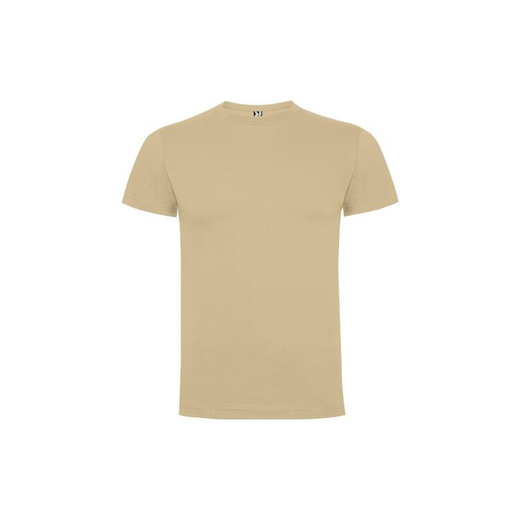 T-shirt sabbia colore 07 mezza manica