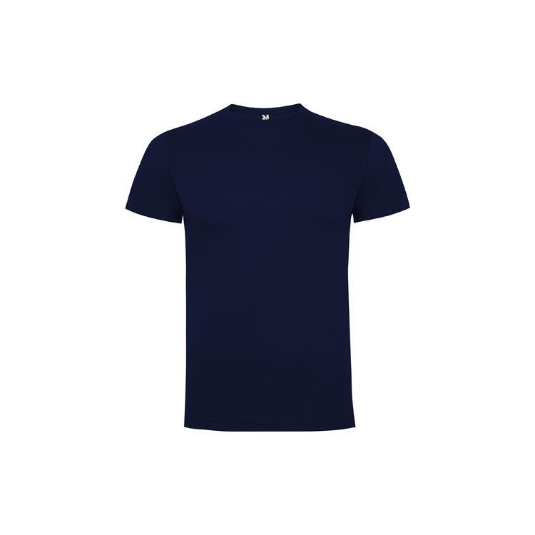 T-shirt blù navy colore 55 mezza manica